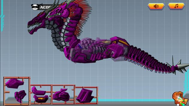 Toy Robot:Twin-Headed Dragon screenshot 9