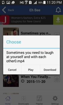 ProVDownloader apk screenshot