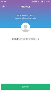 Story App (Unreleased) apk screenshot