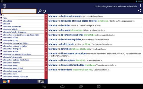 Ernst Engineering DE-FR apk screenshot