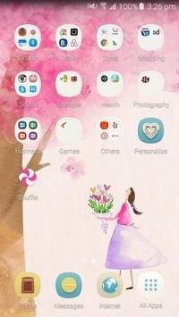 WomensDay ACOS Theme apk screenshot