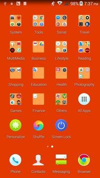 Colour ACOS Theme apk screenshot