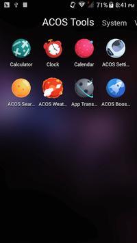 Ministars ACOS Theme apk screenshot