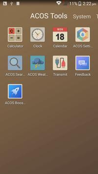 ChongGou ACOS Theme apk screenshot