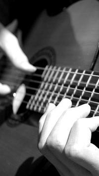 Acoustic Guitar Live Wallpaper screenshot 3