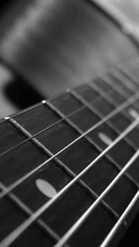 Acoustic Guitar Live Wallpaper poster