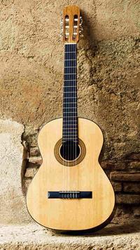 Acoustic Guitar Live Wallpaper screenshot 1