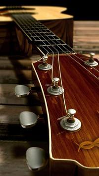 Acoustic Guitar Live Wallpaper screenshot 4