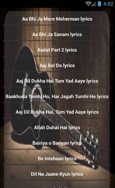 aaj dil dukha hai atif aslam download