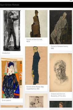 Egon Schiele: Portraits apk screenshot