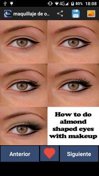 Eye make-up apk screenshot