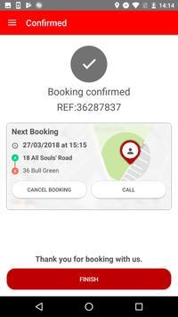 Taxi A Class apk screenshot