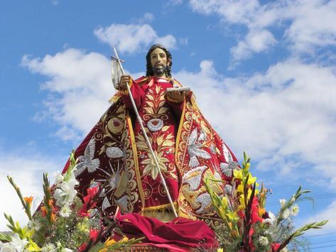 San Juan Bautista poster