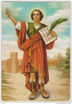 San Pancracio poster