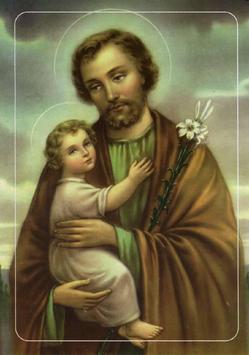 Santo José poster