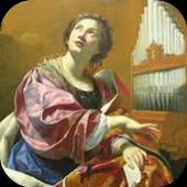 Santa Cecilia icon