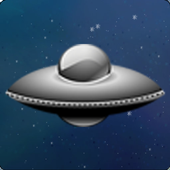 Space voyage game icon