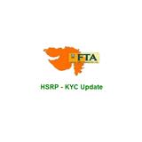 FTA HSRP - KYC Update