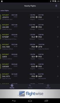 FlightTracker apk screenshot
