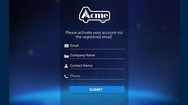 ACME Seals Group App poster
