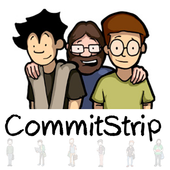 CommitStrip icon