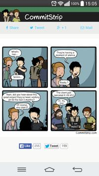 CommitStrip apk screenshot