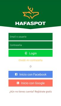 Hafaspot poster