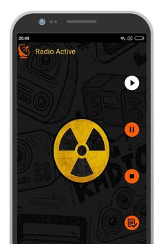 Radio Active Sweden screenshot 1