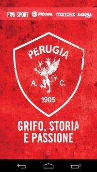 AC Perugia poster