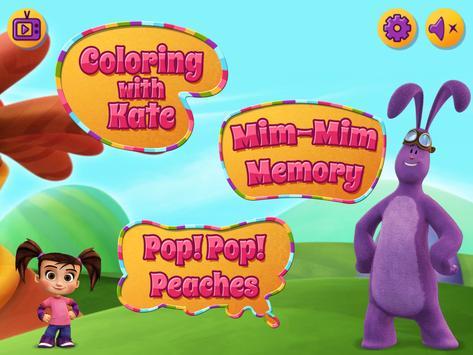Kate & Mim-Mim: Funny Bunny apk screenshot