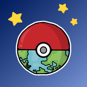 Map for Pokemon Go: PokemonMap icon