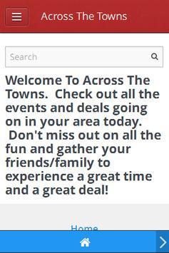 Across The Towns screenshot 1