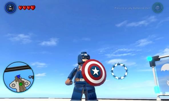 Acrostic LEGO Captain A screenshot 2