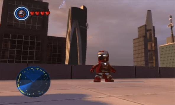 Acrostic LEGO I Man Battle screenshot 2