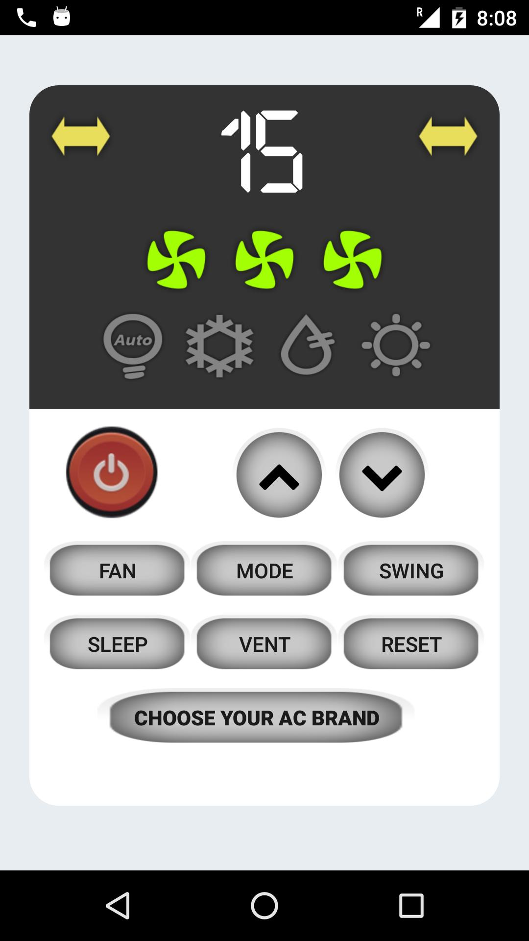 Smart AC Remote Universal free for Android - APK Download