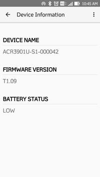 ACS SmartAccess apk screenshot