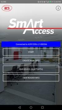 ACS SmartAccess poster