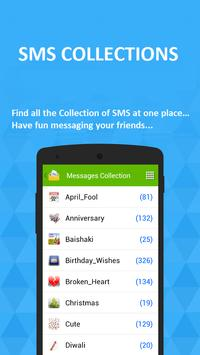 10000+ SMS Collections screenshot 1
