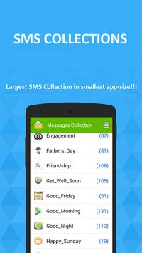 10000+ SMS Collections screenshot 2