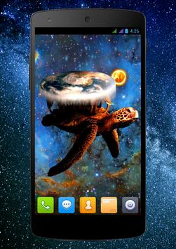 World Turtle Live Wallpaper apk screenshot