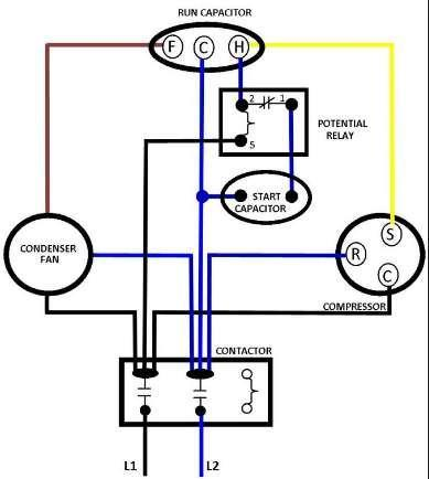 ac wiring diagram app  electrical system pour android
