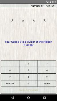 find hidden number game screenshot 3
