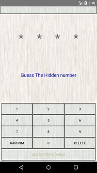 find hidden number game screenshot 1