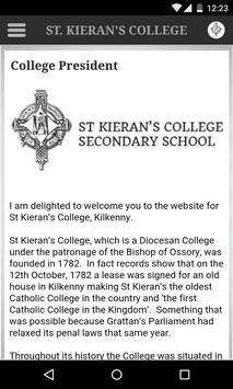 St. Kieran's College, Kilkenny apk screenshot