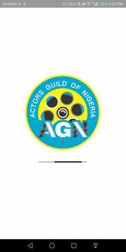 Actors Guild of Nigeria poster
