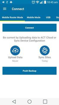 ACTlink screenshot 1