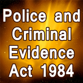 Know About Police and Criminal Evidence Act 1984 icon
