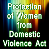 Protection of Women from Domestic Violence Act icon