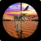 Desert Hunting Adventure icon