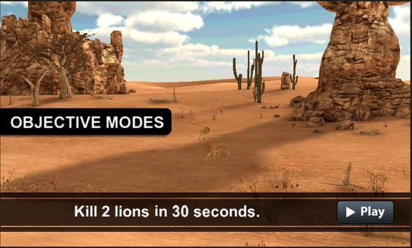Desert Hunting Adventure screenshot 5